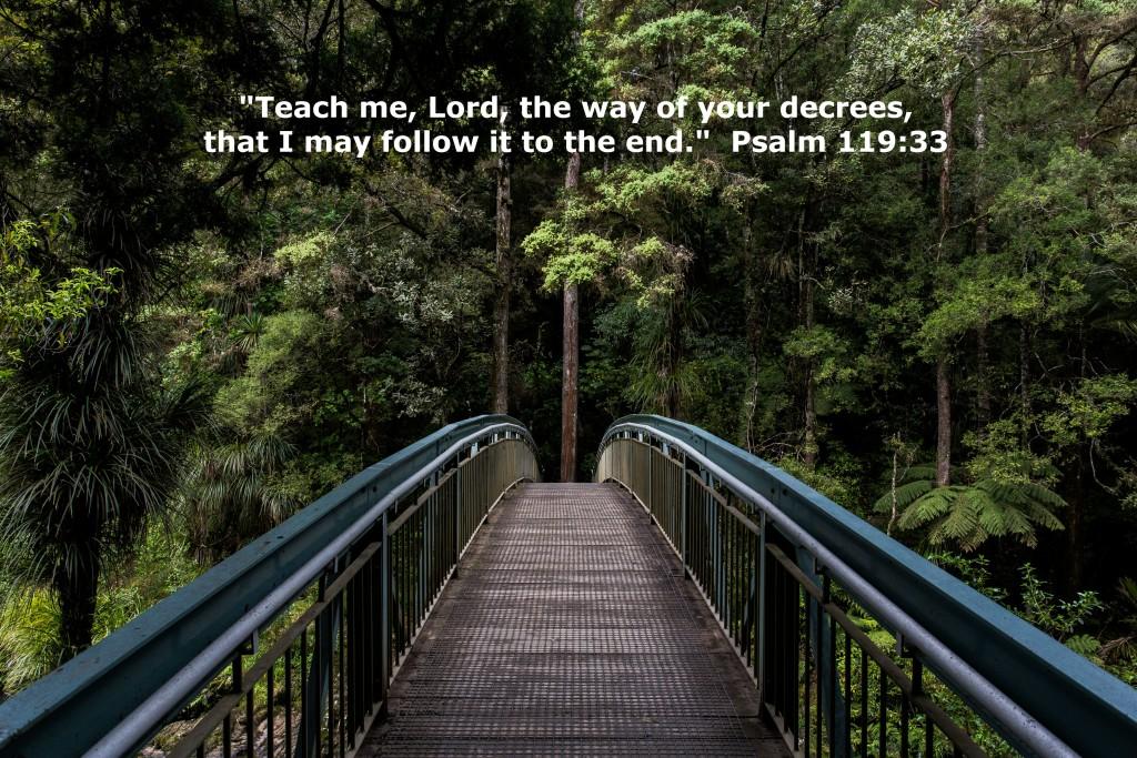 Psalm 119-33